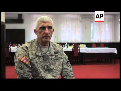 US forces manning new radar defence site in Turkey, US commander sots