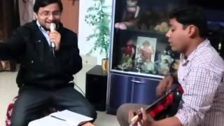 Achyutam Keshavam Krishna Damodaram Practice Part 2