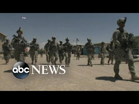 3 US soldiers killed, 1 wounded in insider attack in Afghanistan Mp3