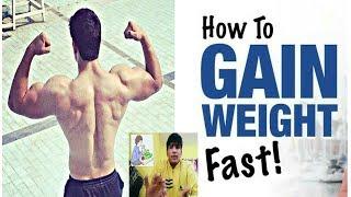 How To Gain Weight Fast - Full Day Diet Plan in Hindi | Kushti Ke Deewane