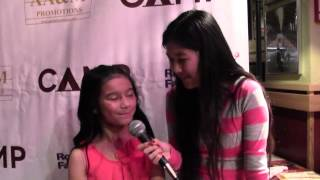 Interview with gianna gomez (camp the movie)