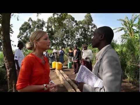 3 Liter Rent Vand i Uganda
