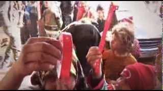 """Siria. """"La Ragazza delle Scarpe""""_Trailer Documentario Siria"""