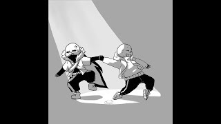 Комикс микс Undertale #19 RUSDUB