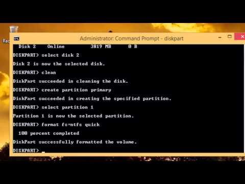 How to Create Windows Bootable USB Flash Drive | Windows 7 / 8.1 / 10 Tutorial