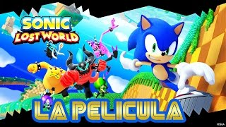 Sonic Lost World La pelicula .:.:.
