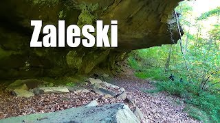 Hammock Camping Zaleski State Forest, Ohio