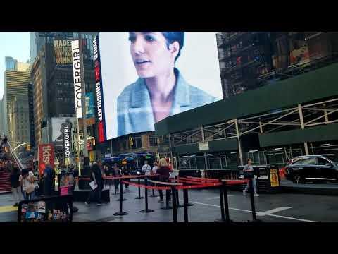 Воскресная прогулка по Манхеттену с Вата Гриль