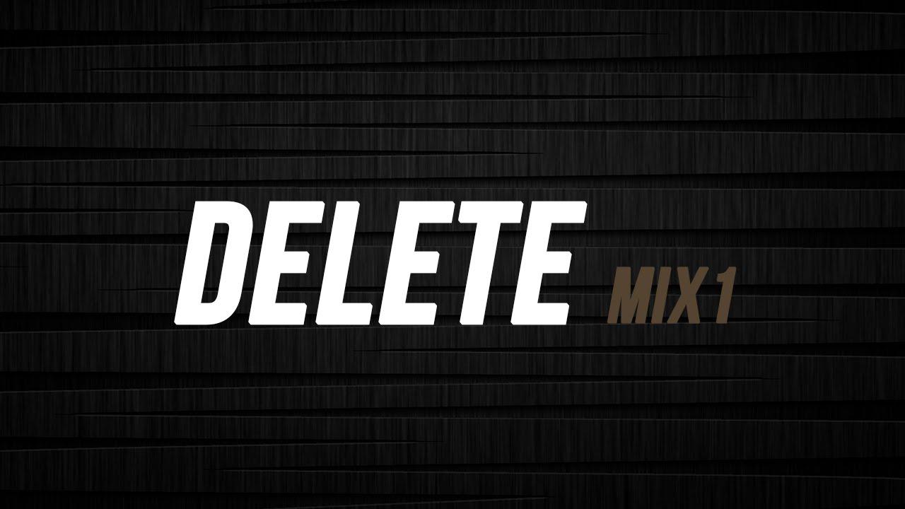 how to delete youtube mixes