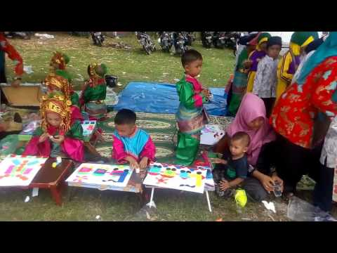Lomba Geometri - TK Aisyiyah VII Pekanbaru ( Part 2 )