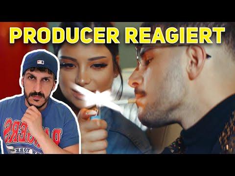 Producer REAGIERT auf DARDAN ~ GENAUSO ft. XIARA