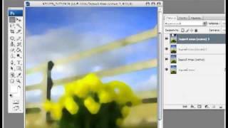 Уроки фотошопа CS3 - Акварель в фотошоп.avi(Урок описывает процесс имитации акварельного рисования. В уроке фотография превратиться в картину написан..., 2011-03-27T05:00:59.000Z)