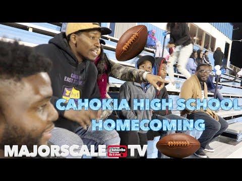 Cahokia High School Homecoming Game VLOG   (2019)