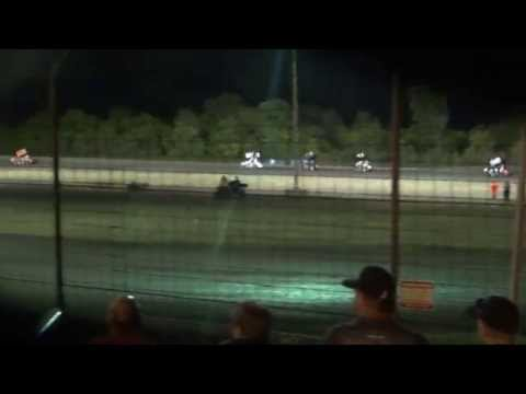 5-25-2014 Feature Race Gulf Coast Speedway