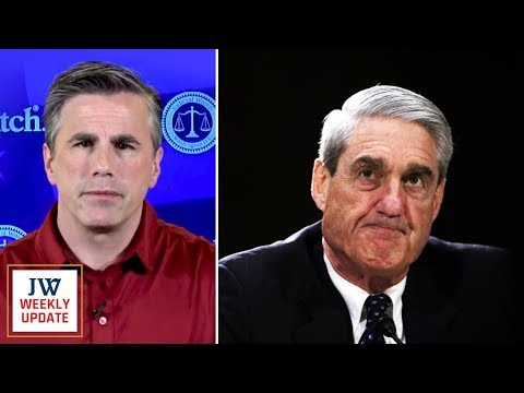 Tom Fitton's Video Weekly Update - May 4, 2018