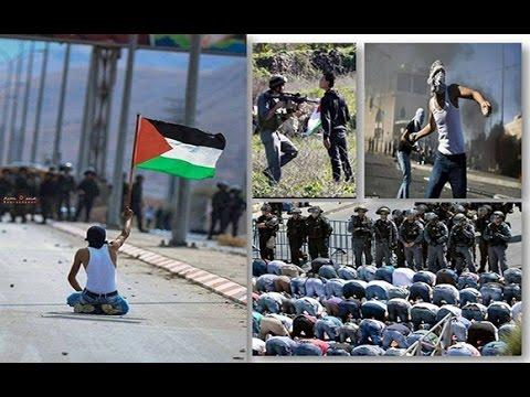 Palestine Intifada 3