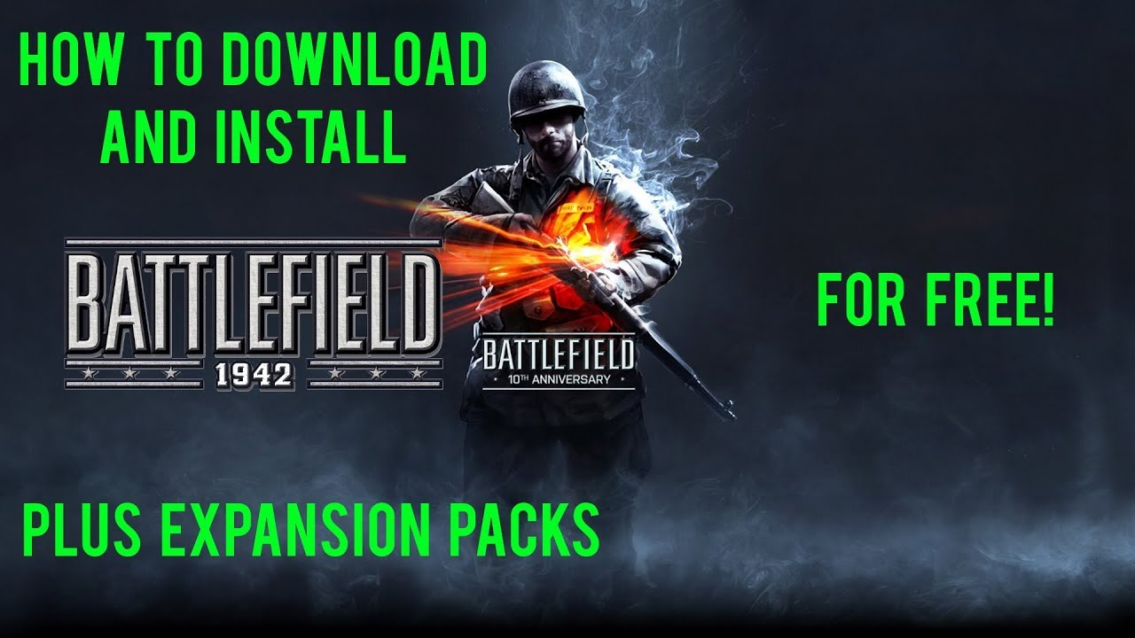 Battlefield 1942 expansion pack download pc