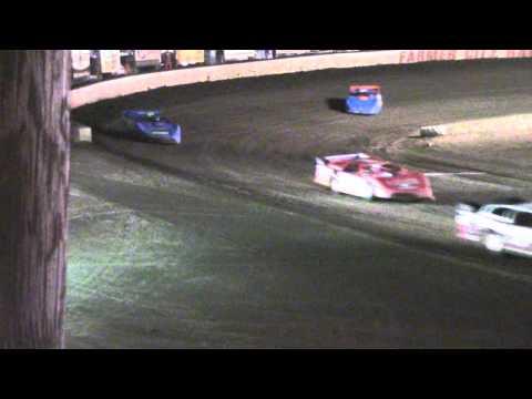 Farmer City Raceway Pro Late Model Feature 8 21 15