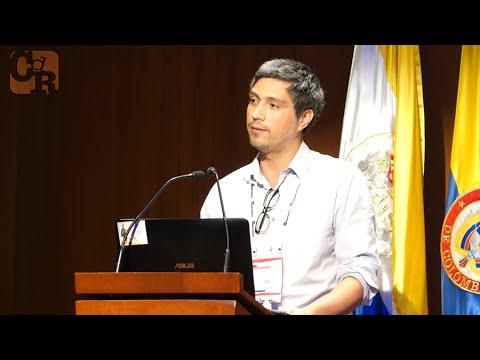 Cristian Ascencio en el Panel Migraciones: Documentando la Odisea