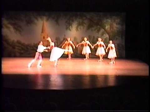 Malinki Ballet school, Vancouver, Canada (1990)