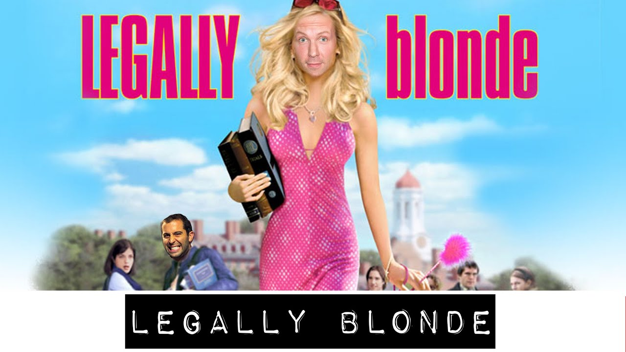 legally blonde is a guilty movie pleasure youtube. Black Bedroom Furniture Sets. Home Design Ideas