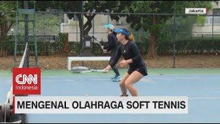 Mengenal Olahraga Soft Tennis