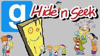 garry s mod hide and seek funny moments ed edd n eddy map