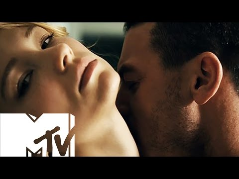 The Girl on the Train | Steamy Sex Scene BEHIND THE SCENES | MTV
