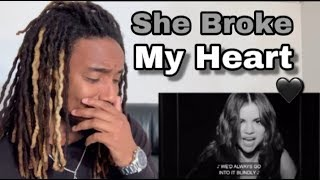 Selena Gomez - Lose You To Love Me REACTION