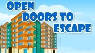 Open Doors to Escape - iPhone & iPad Gameplay Video