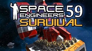 Space Engineers #59 - Ein sauberer Schnitt [Gameplay German Deutsch] [Let's Play]