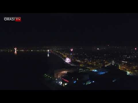 Thessaloniki,GR - New year's eve (1/1/2018)
