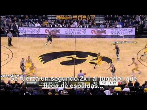 1-2-2 de Iowa Hawkeyes