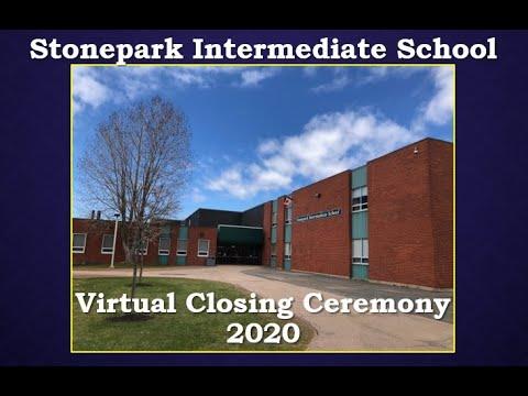 Stonepark Intermediate School Virtual Closing Ceremony 2020