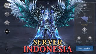 Bahasa Indonesia - Magic and Myth: Legenda Sang Naga (Android)