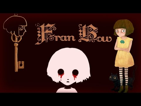 Fran Bow - Disturbing Psychological Horror Game - FULL Gameplay Walkthrough (demo)