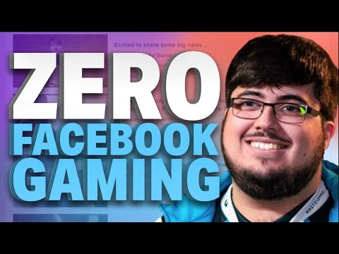 Why Smash Legend ZeRo Left Twitch for Facebook Gaming