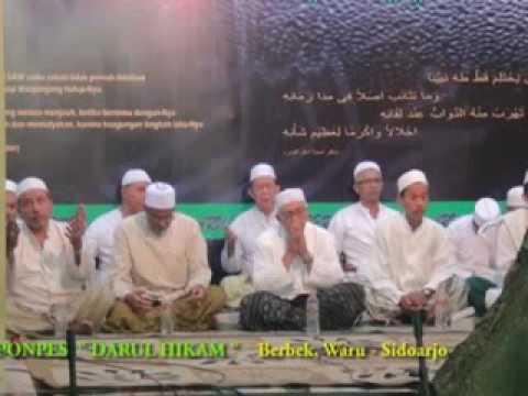 Berbek Bersholawat bersama para Habaib part 2