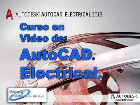 Curso De Autocad 2018 Electrical Tutorial Autocad Electrical 2018 Youtube