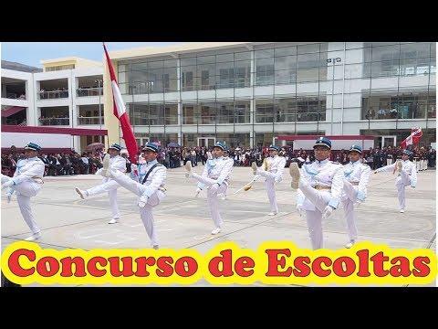 Concurso De Escoltas 2019. Huancayo