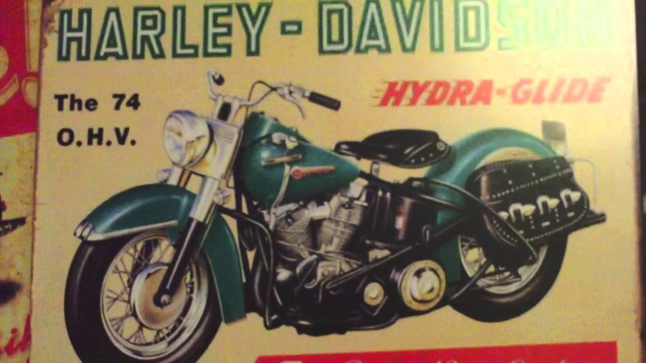 RETRO METAL HARLEY DAVIDSON,INDIAN MOTORCYCLE ADVERTISING SIGNS
