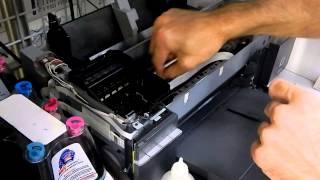 Мастило струменевого принтера EPSON