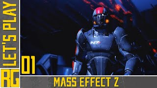 Mass Effect 2 [BLIND] | Ep1 | A second chance | Let's Play