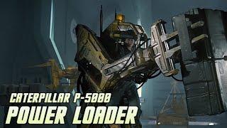 USCM Tech: Caterpillar P-5000 Power Loader - Explained