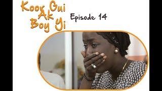 Koor gui ak Boy yi avec Maman Aicha Dinama nekh Episode 14