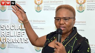 Social Development Minister Lindiwe Zulu addressed the media on Friday where she indicated that since the COVID-19 social relief grant was established, over 40,000 of its dependants had since come off it.