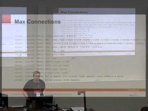 [linux.conf.au 2014] Easy MySQL server performance tuning for everyone