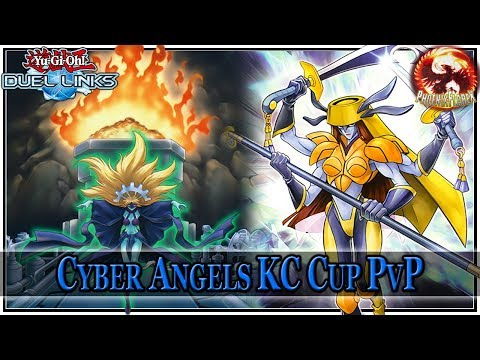 Poverty Saffira Cyber Angels | KC Cup Stage 1 PVP [Yu-Gi-Oh! Duel Links]