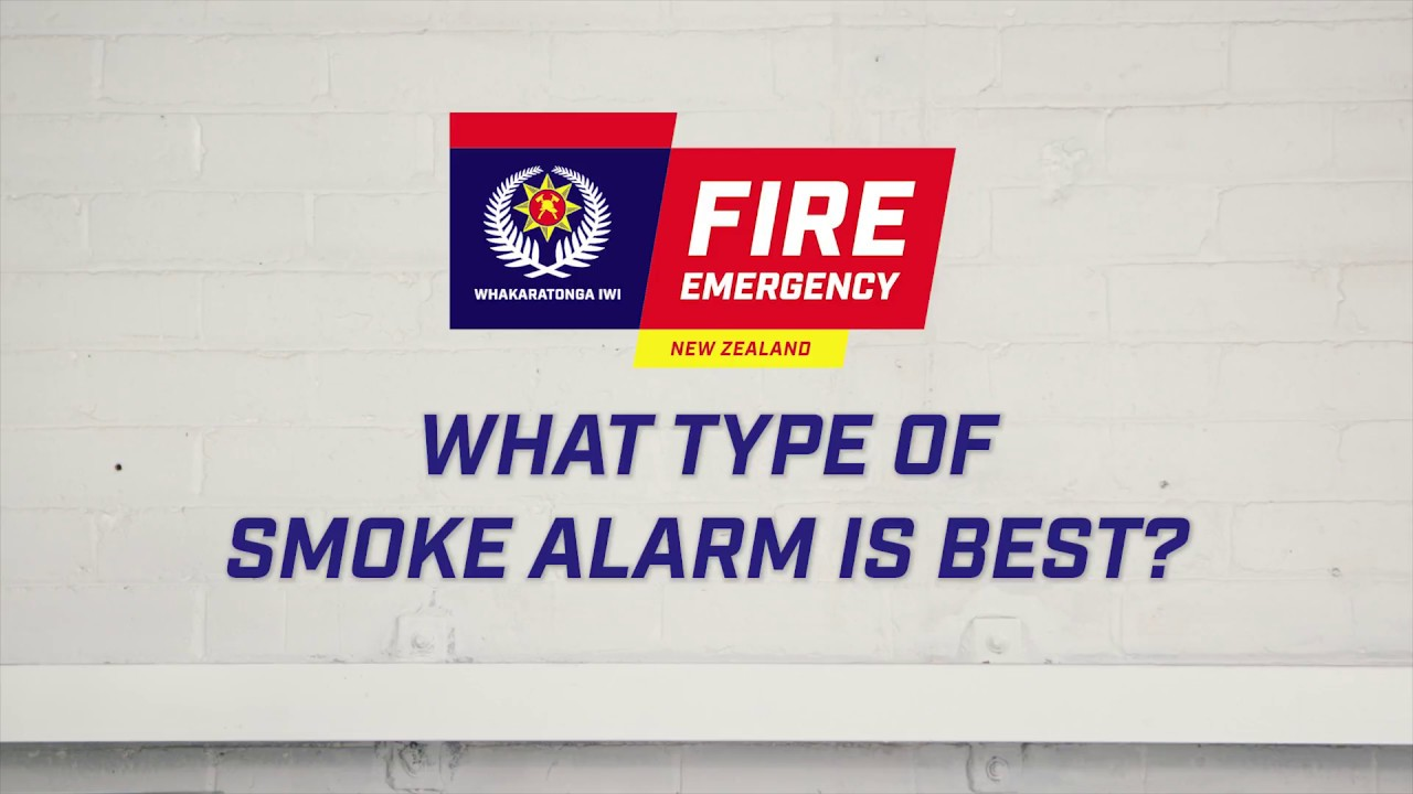 Smoke alarms | Fire and Emergency New Zealand