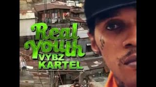 Vybz Kartel - Real Youth Riddim Instrumental [Remake]